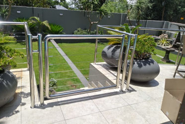 Cable Balustrades